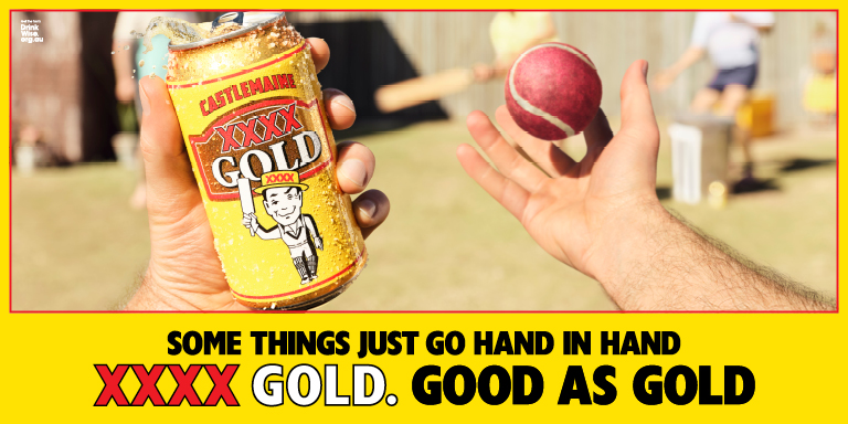 XXXX GOLD launches new Cricket campaign to celebrate summer of Cricket via Host/Havas