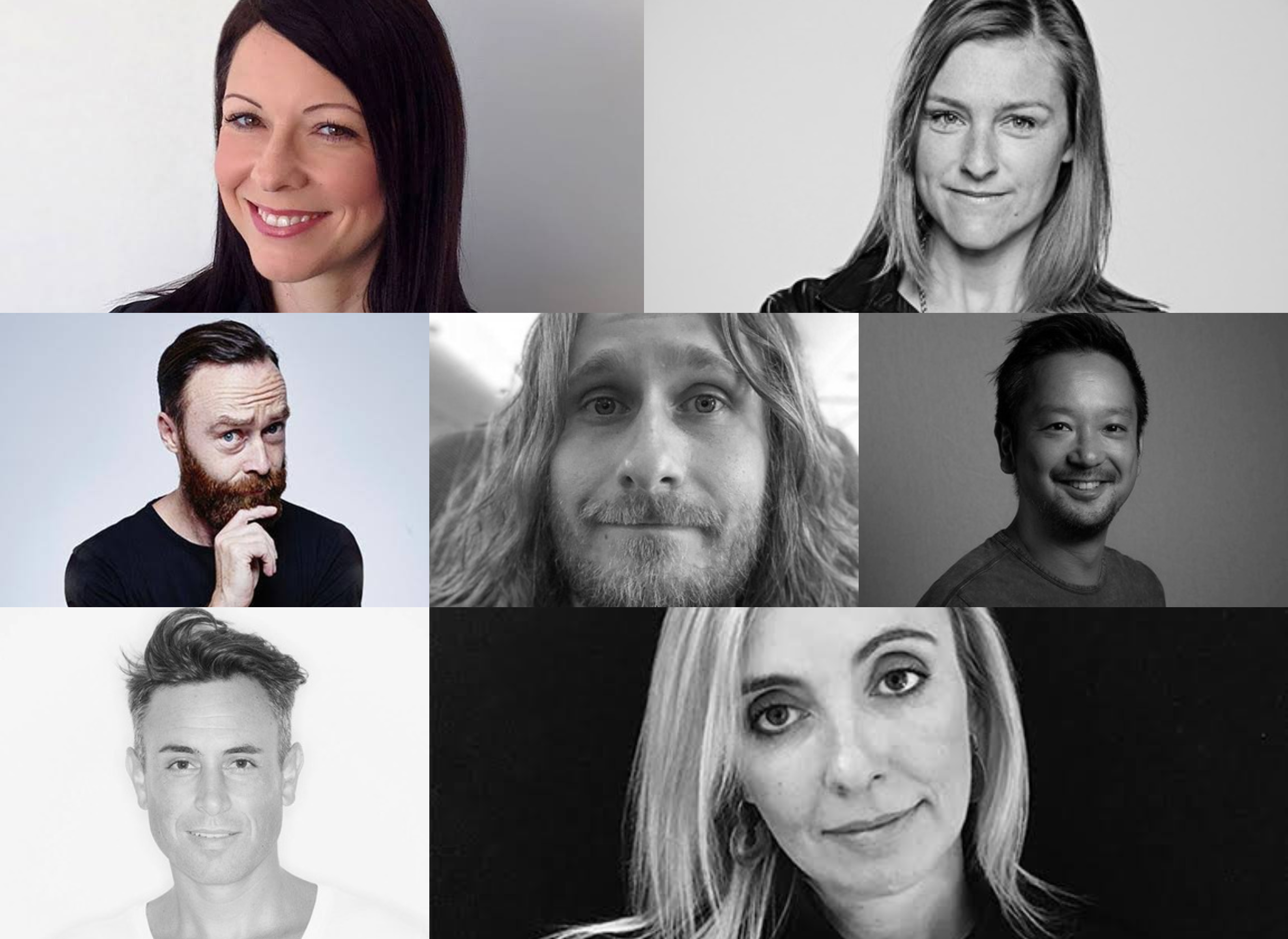 The One Club names seven top creatives from Australia selected to judge The One Show 2020