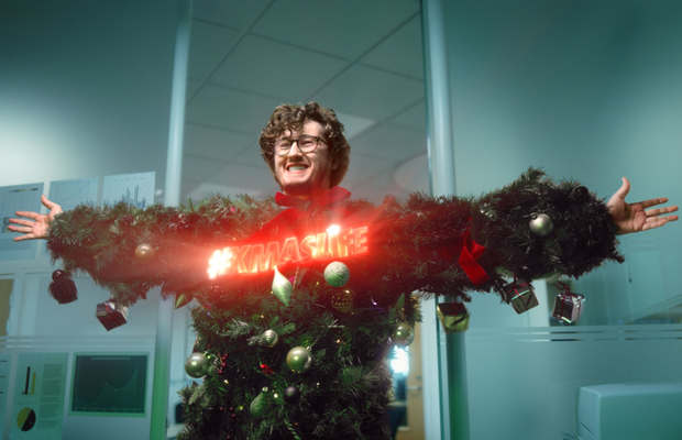 Graham Norton + BBC One call on the UK to live their best #XmasLife in new ad via BBC Creative