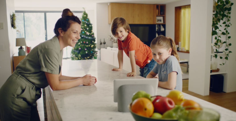 Google launches magical new gingerbread house experience via 72andSunny, FINCH and NAKATOMI