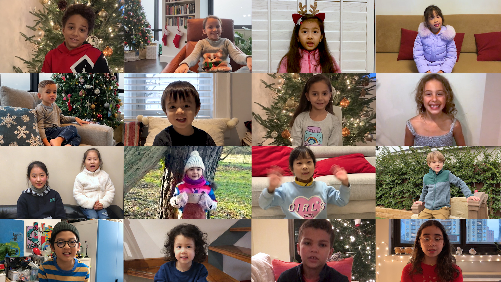 Kids want coal for Christmas in new 'Open Letter to Santa' Christmas video via Anomaly, London