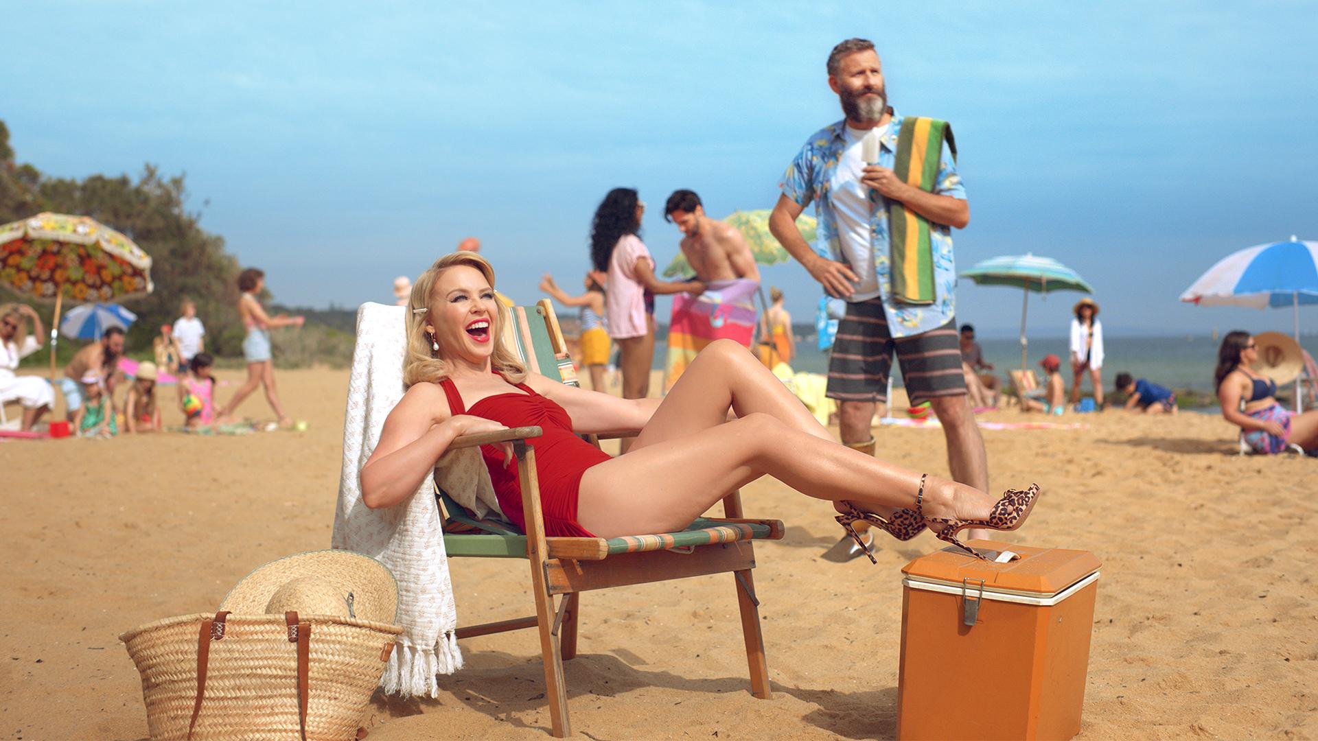 Kylie Minogue invites Brits Down Under in new Tourism Australia campaign via M&C Saatchi