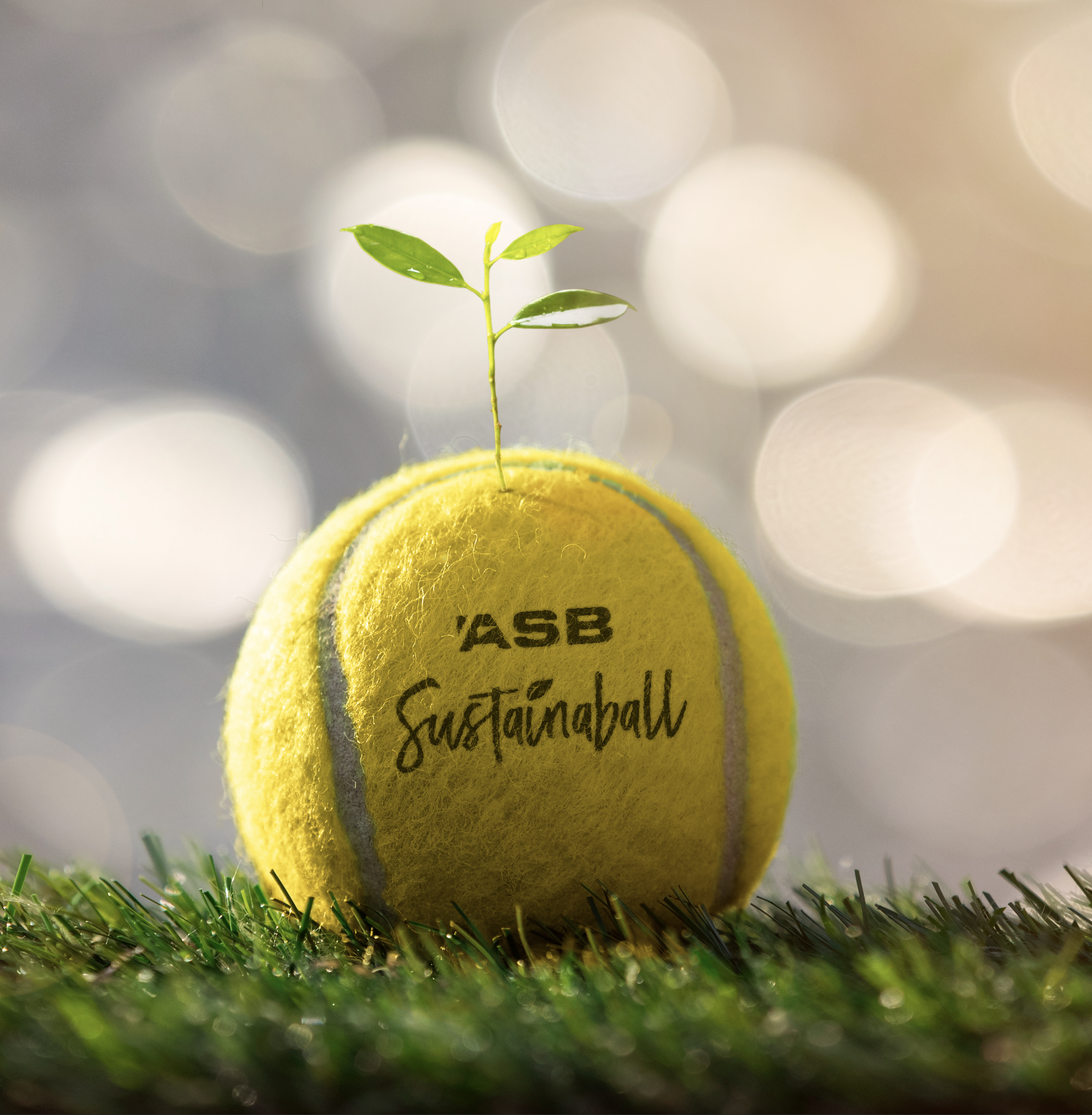 ASB creates the biodegradable 'Sustainaball' via WiTH Collective linked by Isobar New Zealand