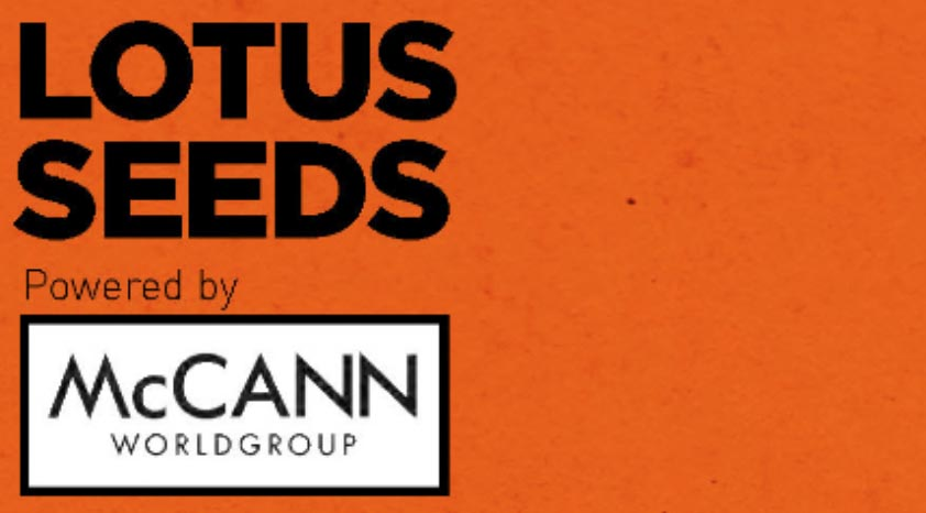 McCann Worldgroup in partnership with Coca-Cola to power Adfest's inaugural Lotus Seeds program for university / DESIGN SCHOOL students
