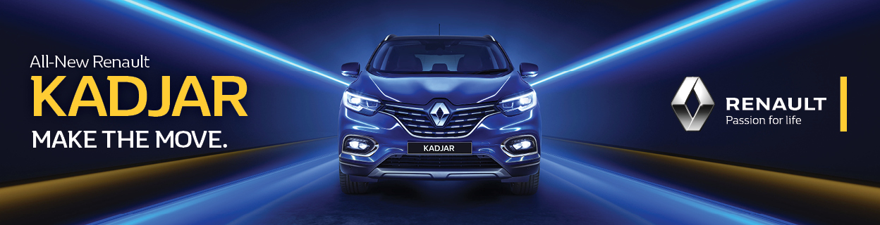 Renault Australia launches the All-New Kadjar medium SUV with new brand campaign via Big Red