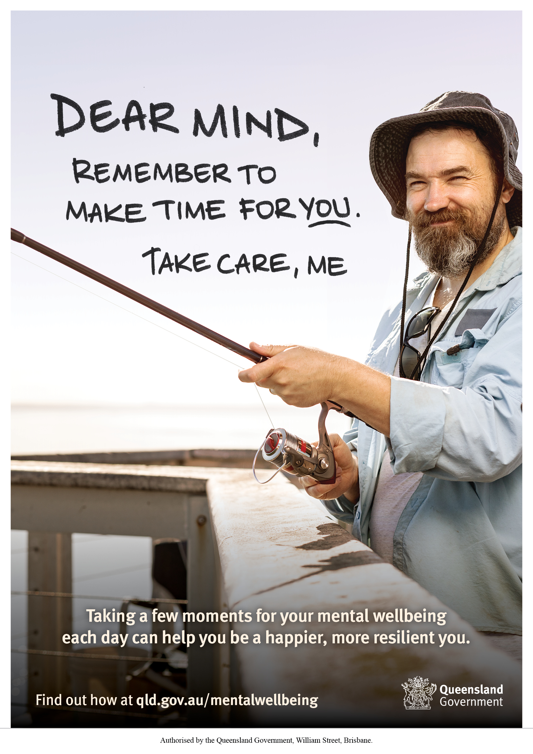 QLD Health discovers the importance of 'making time for you' in new campaign via GrowthOps