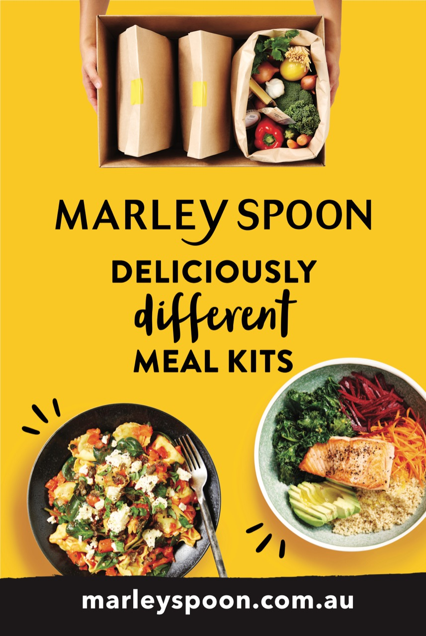 Meal kit delivery companies Marley Spoon and Dinnerly launch new TVCs via Abel Creative
