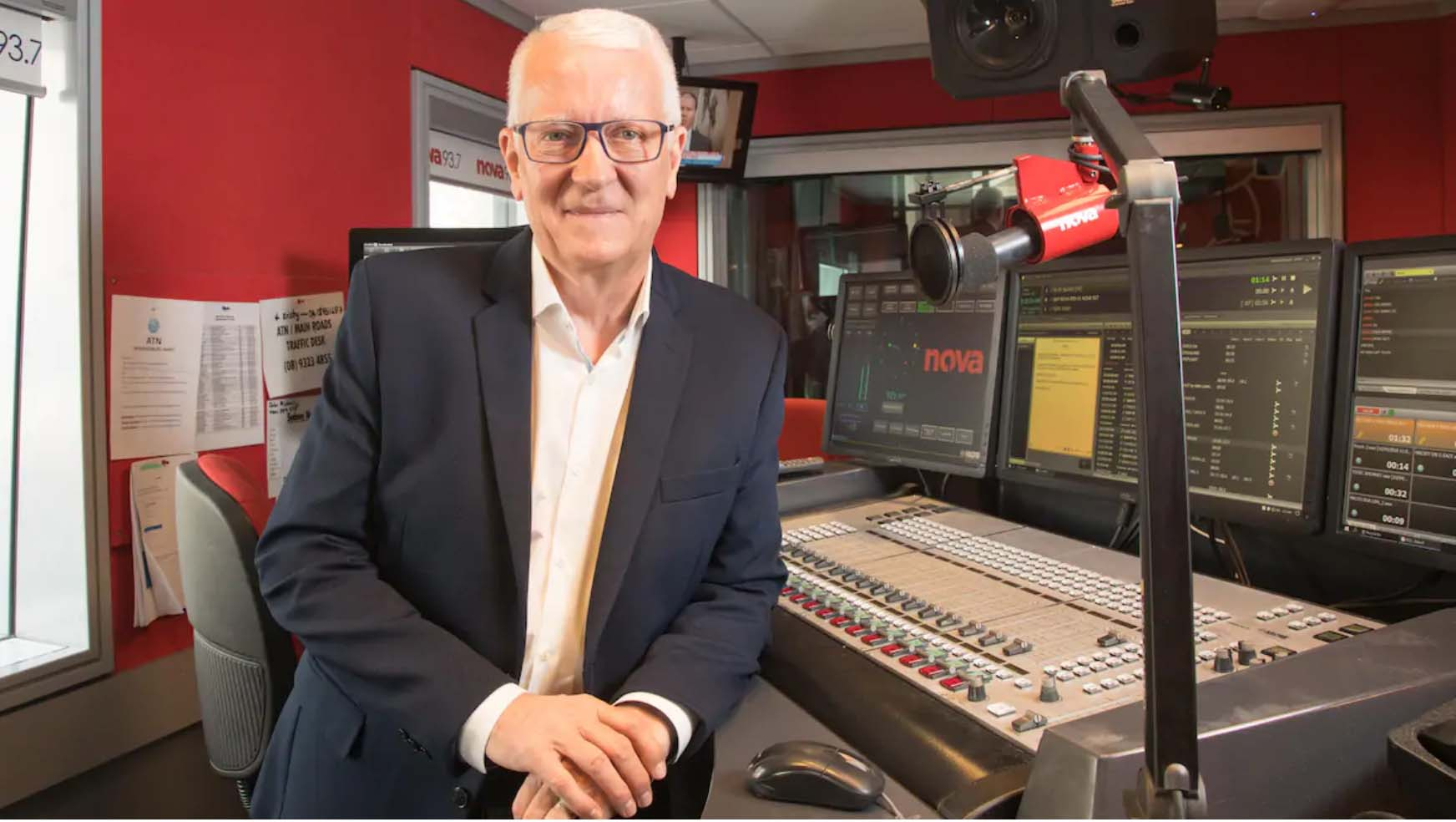 Australia Day Honours 2020: Sydney creative Advertising legend John Bevins and Perth radio chief Gary Roberts awarded AM gongs