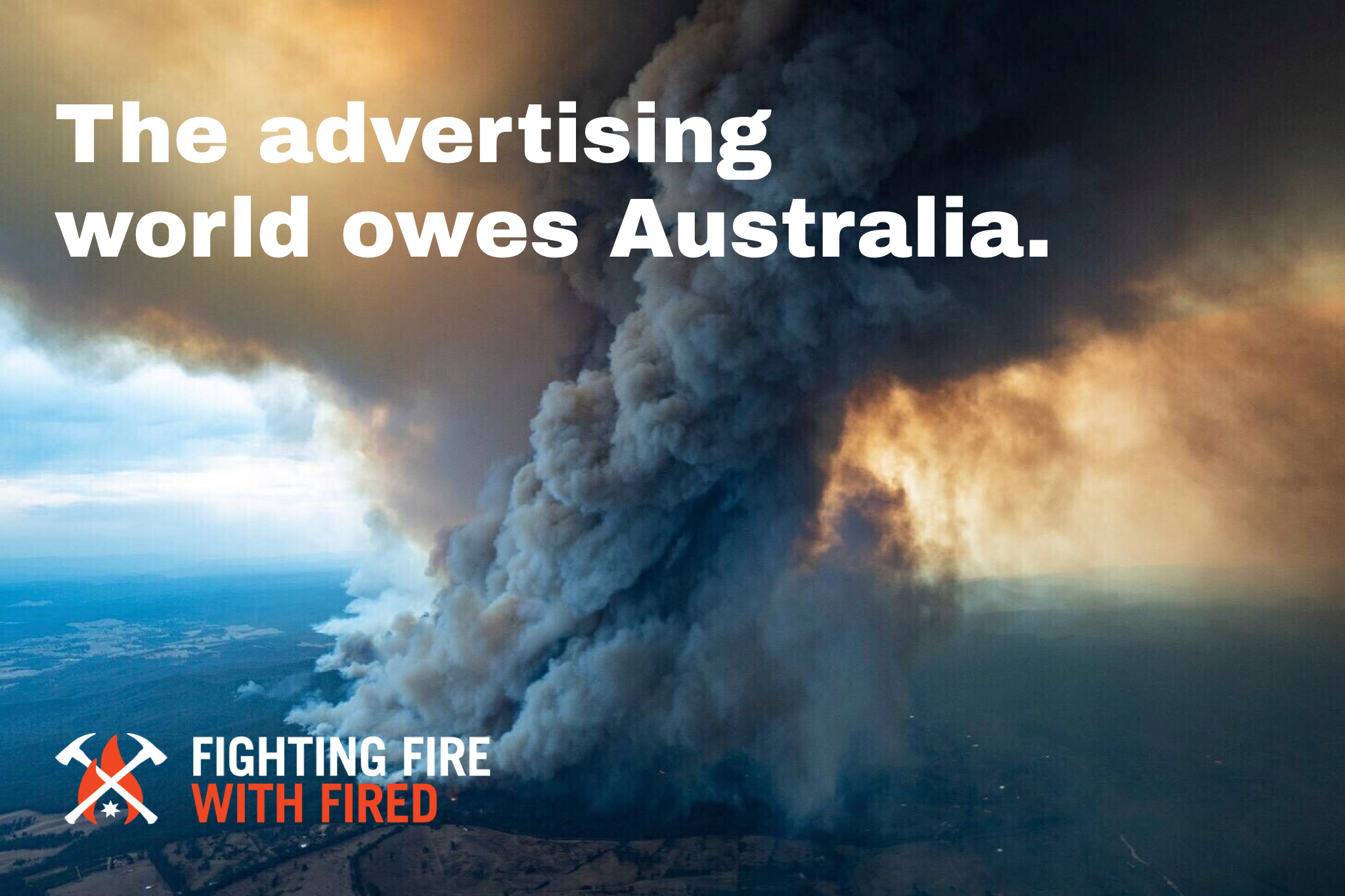 Global agency Anomaly supports fire relief efforts by 'firing' their Aussies for a week