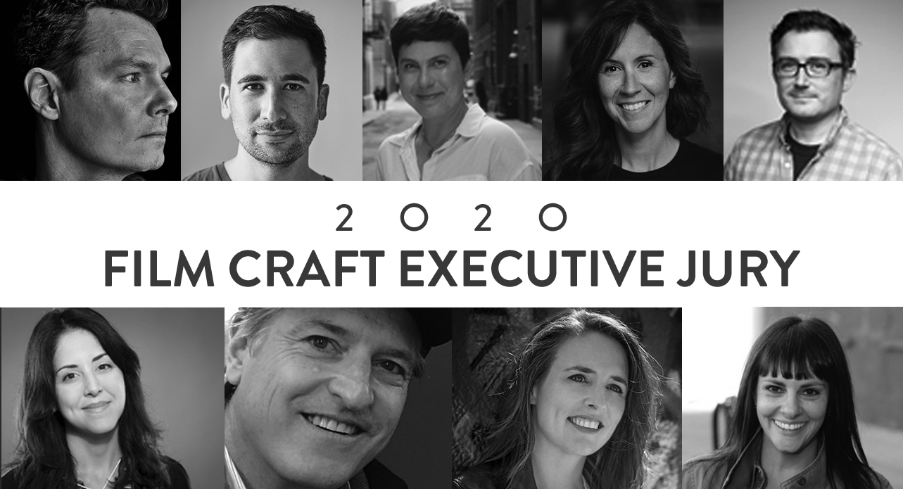 New York Festivals Advertising Awards 2020 announces the executive jury for Film Craft