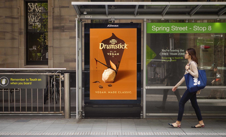 Drumstick's new 'Vegan. Made Classic' campaign launches via SDWM as vegan range hits shelves