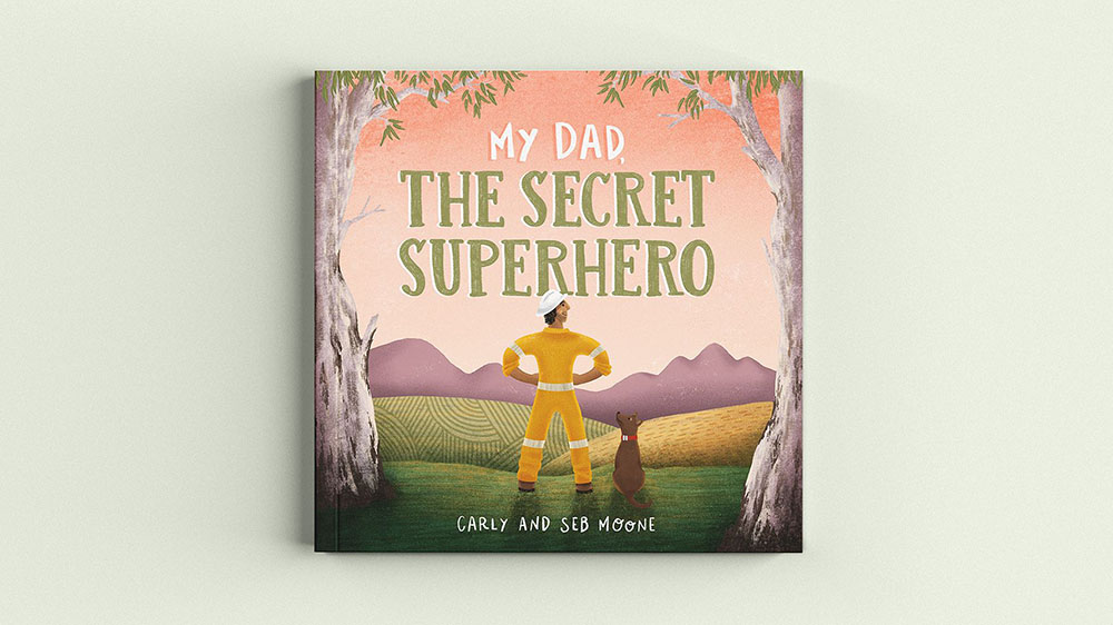 The Brand Agency designer Carly Moone launches children's book to raise money for bushfire victims