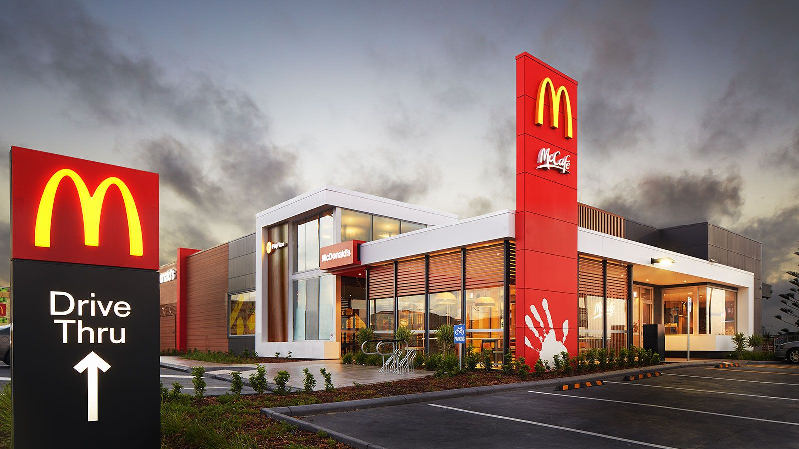 McDonald's consolidates account with DDB Sydney; moves social media from VLMY&R