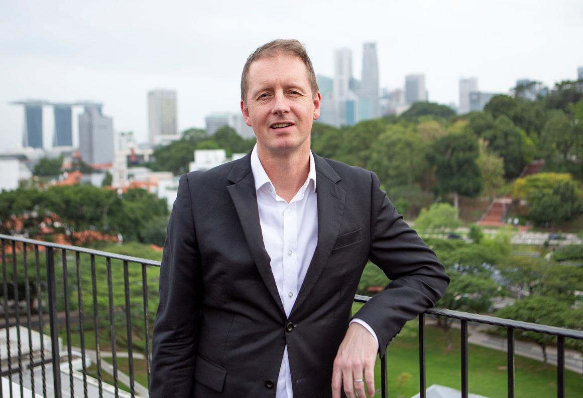 Aussie expat Mark Ringer joins McCann Worldgroup Singapore as Executive Creative Director