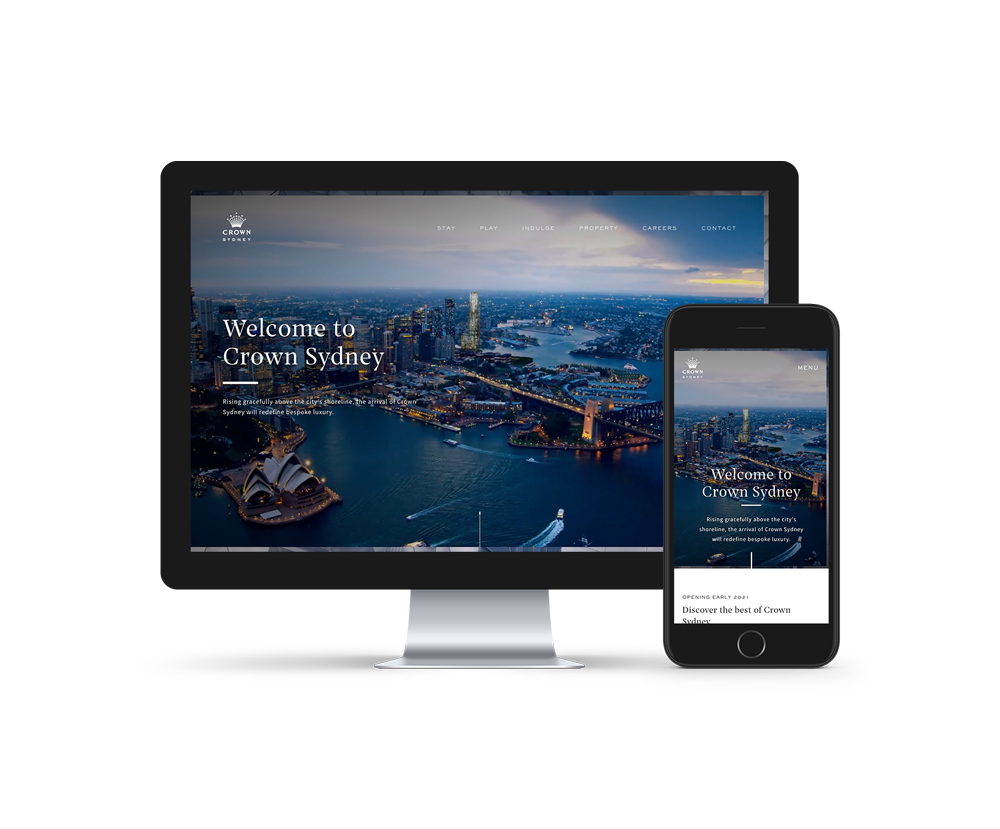 VMLY&R Melbourne launches Crown Sydney website and expands creative technology + CX capabilities across its client roster