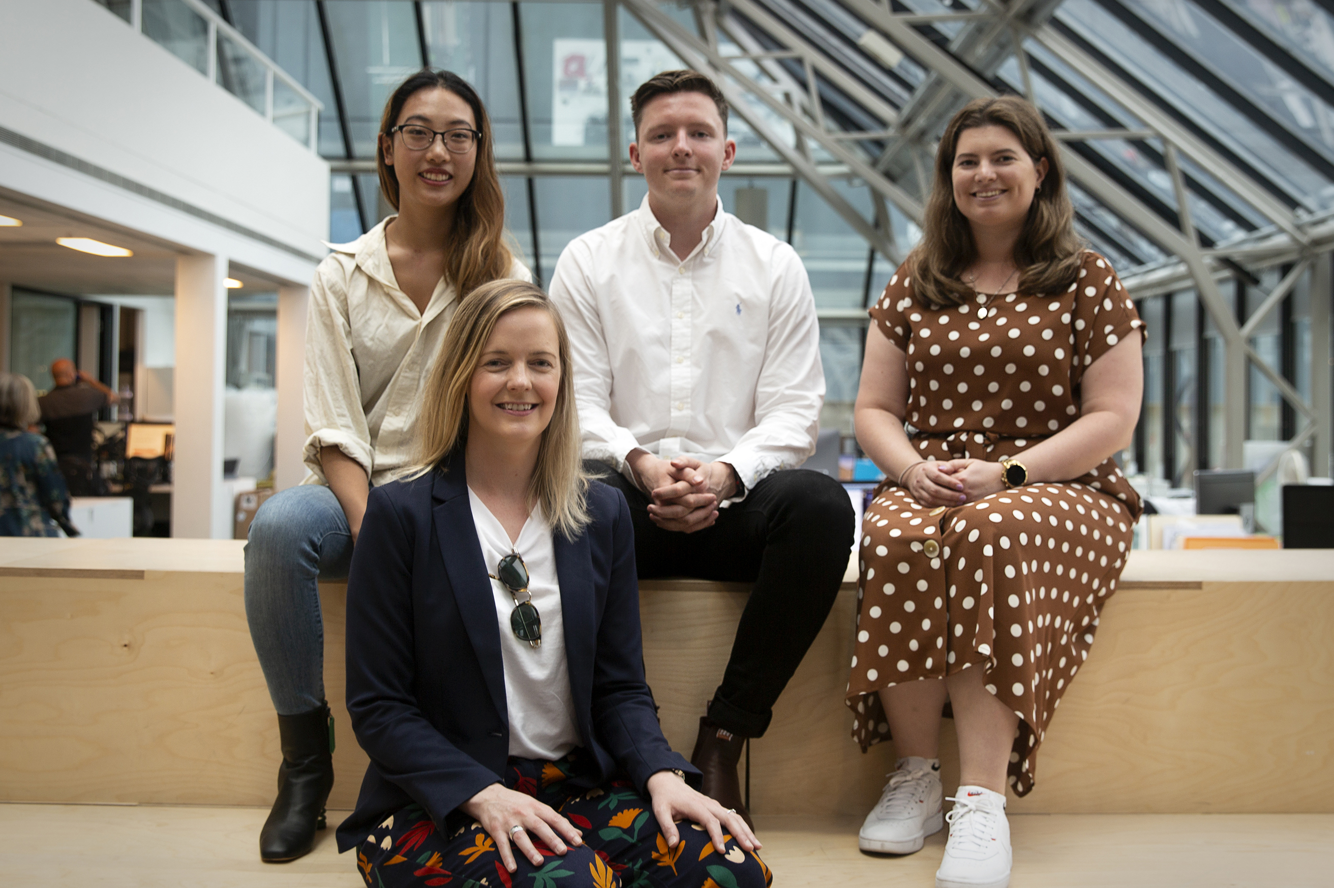 Clemenger BBDO Melbourne and Sydney welcome 2020 intake of 'Exceptions to the Rule'