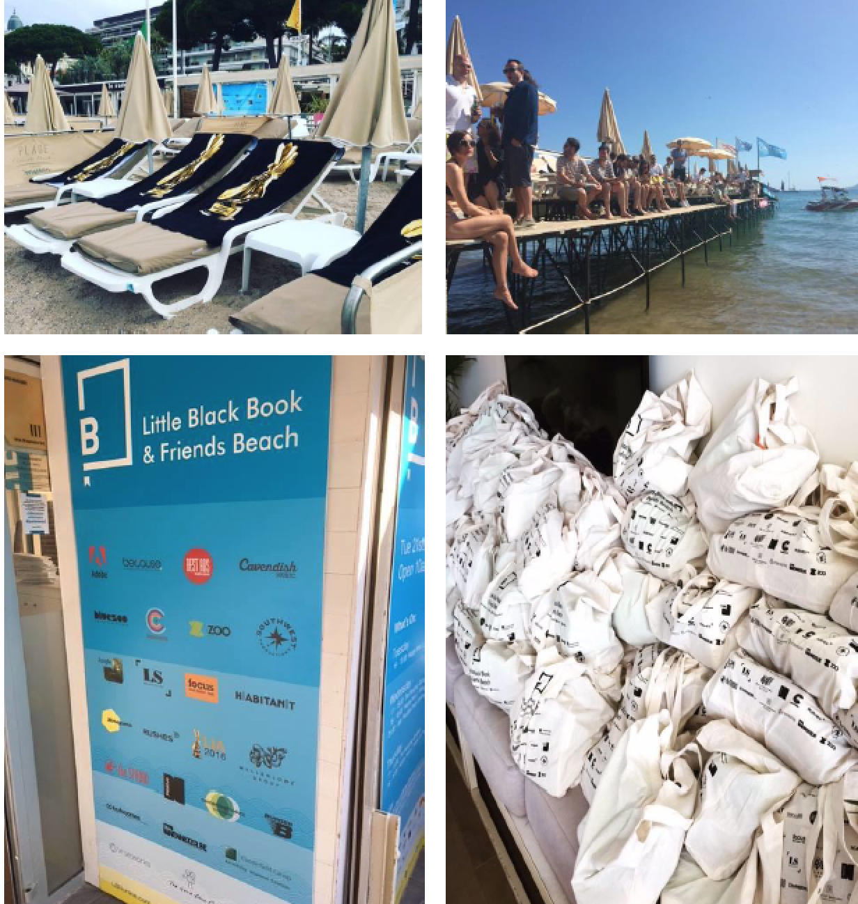 LBB & Friends are back on the beach for Cannes 2020 – and LBB members from OZ/NZ are invited