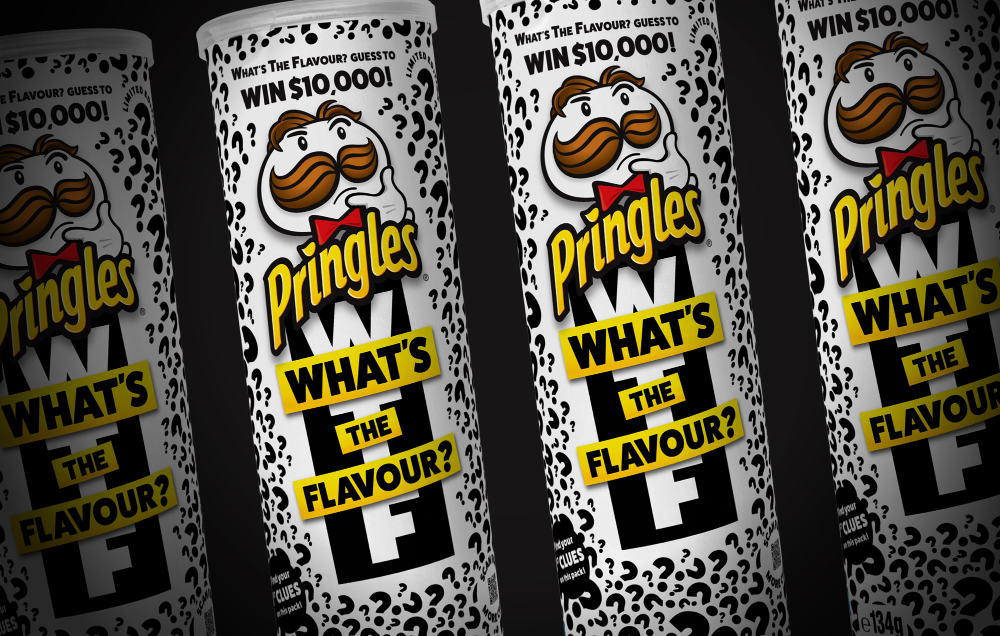 "Pringles provokes Aussies to ask ""WTF?"" in latest promotional campaign via Akkomplice"