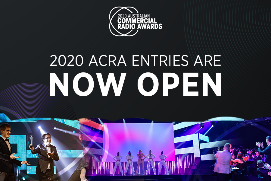 Entries open for 32nd annual Australian Commercial Radio Awards on the Gold Coast