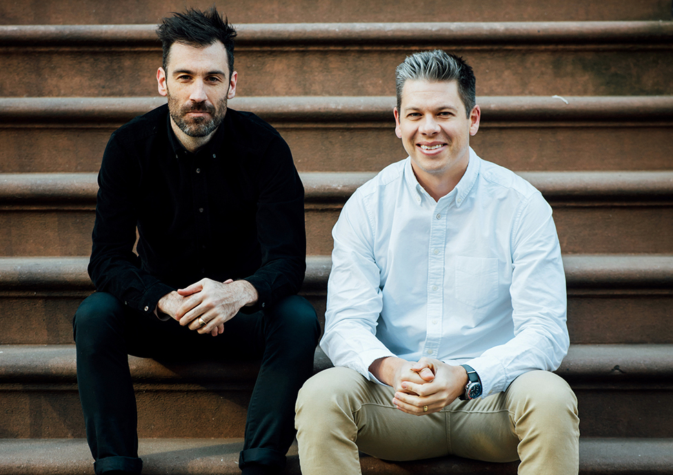 Clemenger BBDO Melbourne snares Aussie expats Jim Curtis and Ryan Fitzgerald from Droga5 New York for Executive Creative Director roles