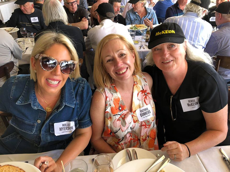 Creative legends from the 70s, 80s and 90s attend the 2nd Annual CB All-Time Dream Team Legends Lunch co-sponsored by The Producers