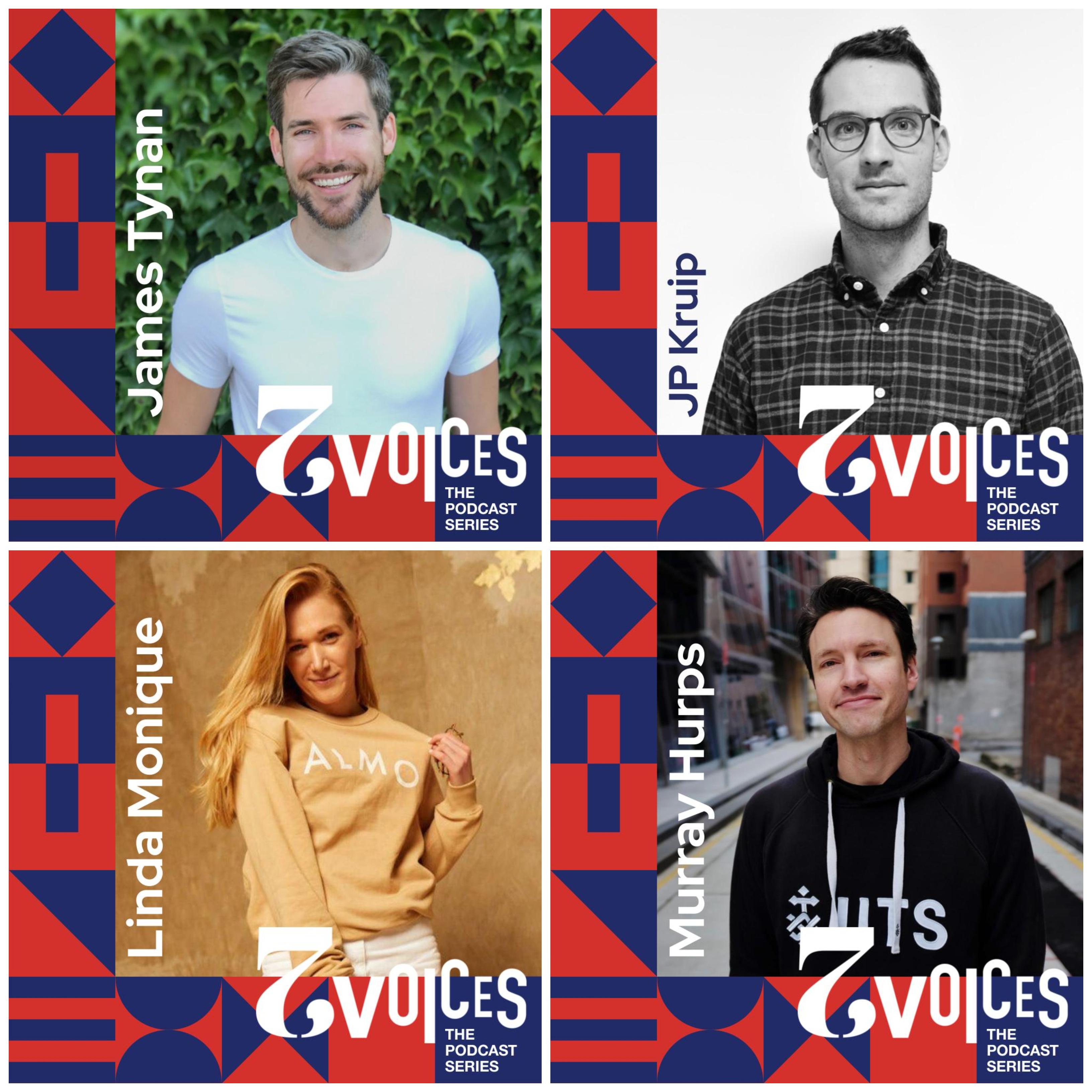 72andSunny + Otis Studios launch second series of 72Voices Creative Entrepreneurship podcast