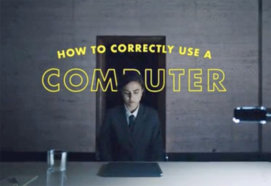 Best Ad of the Day: Apple iPad Pro 'How to correctly use a computer' via TBWA Media Arts Lab