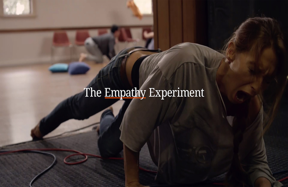 The International Tiger Project launches The Empathy Experiment via Leo Burnett Sydney to raise awareness of the plight of tigers