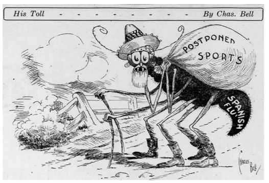 """""""Eat more onions!"""" ~ reflecting on ads that ran during the Spanish Flu more than a century ago"""