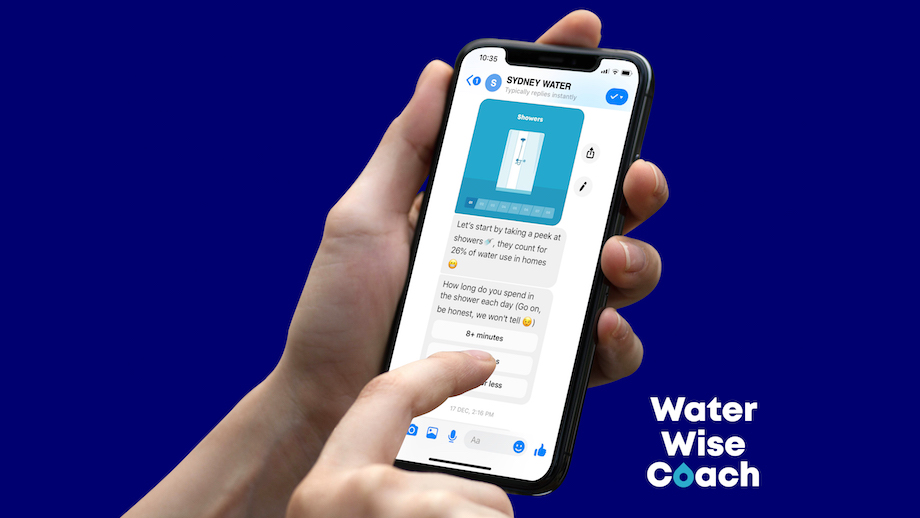 Sydney Water unveils digital tool via Host/Havas to help Greater Sydney love water, not waste it