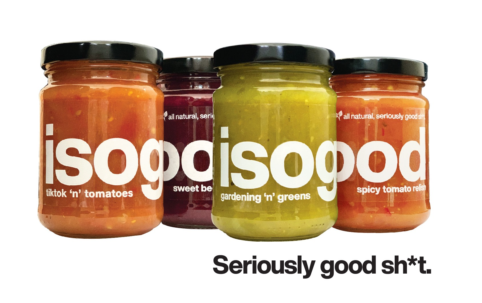 Ex MKR contestant launches iso inspired isogood relish with the help of Magnum Opus Partners