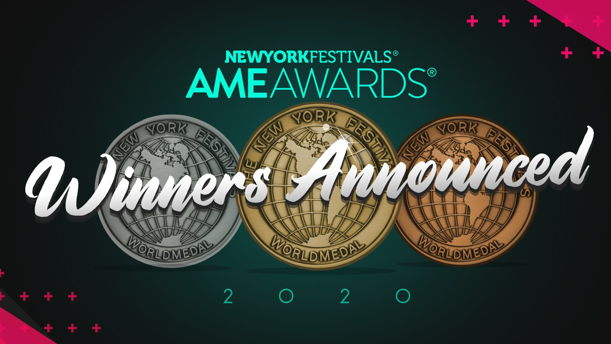 VMLY&R Sydney awarded Gold at NY Festivals 2020 AME Awards; AFFINITY scores four Silver Awards
