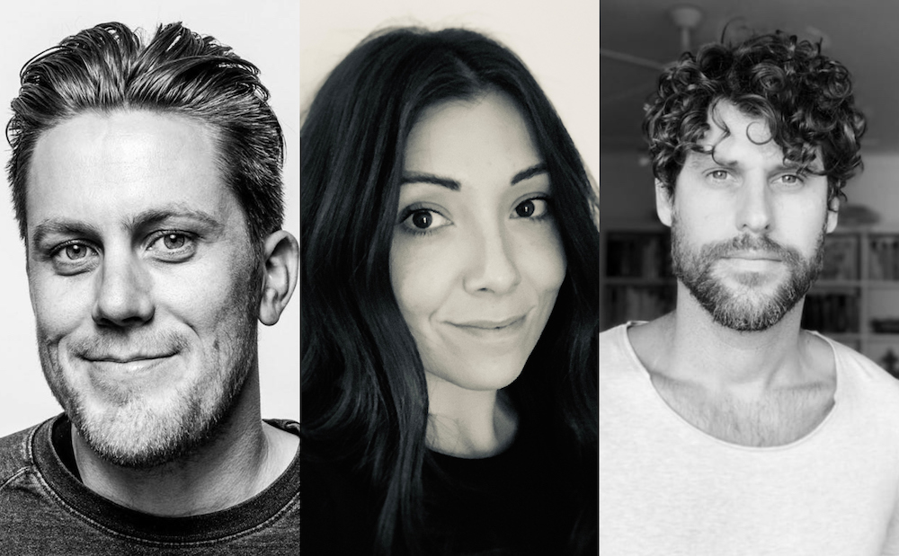 Facebook Creative Shop ANZ hires top creatives Jay Morgan, Stef DiGianvincenzo + Ollie Beeston