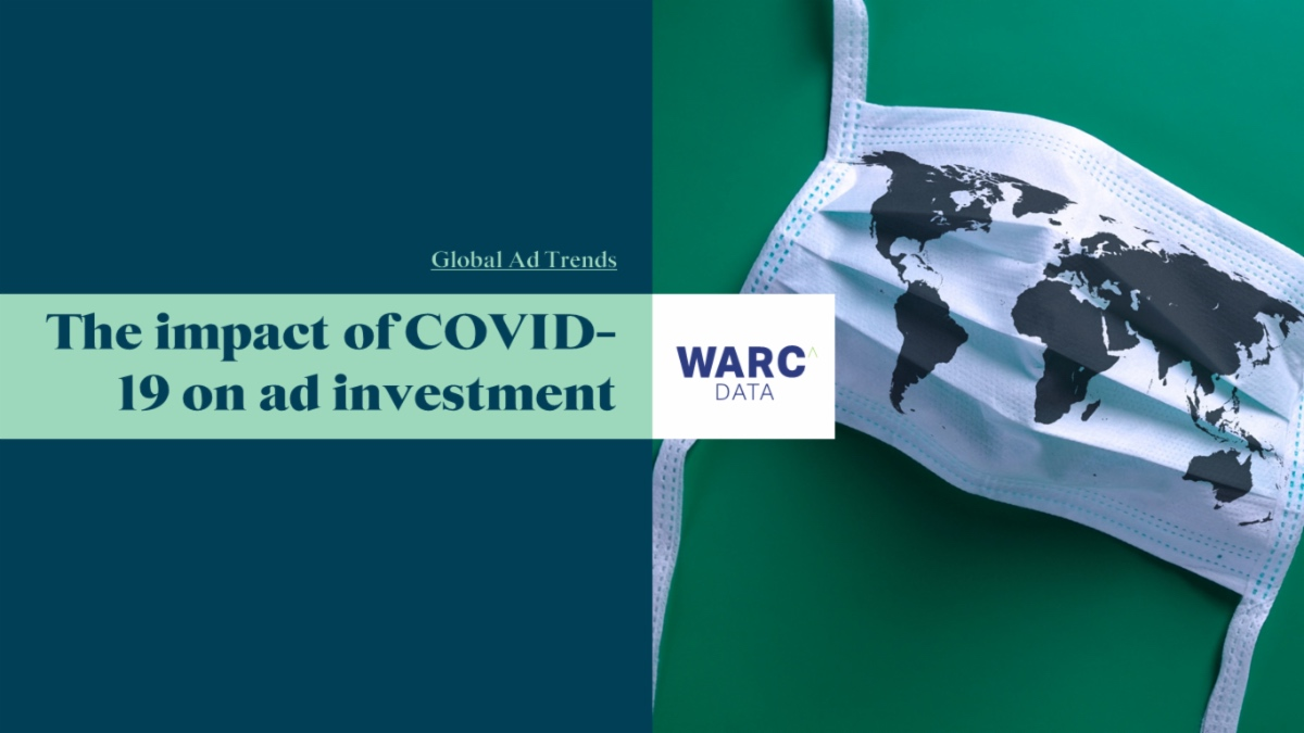 WARC Report: Brands cut $50 billion from global adspend in wake of COVID-19