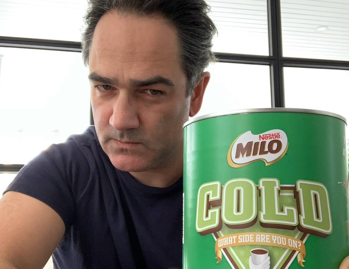 MILO encourages Aussies to pick a side in latest 'Hot v Cold' campaign via Ogilvy Sydney