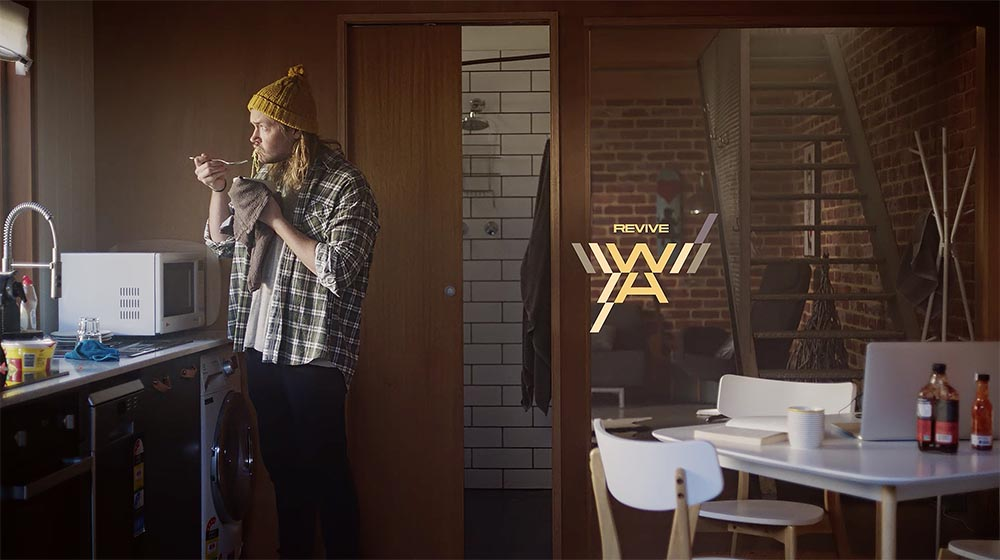 Perth creatives and crew come together to launch 'Revive WA' on WA Day with an almighty bang