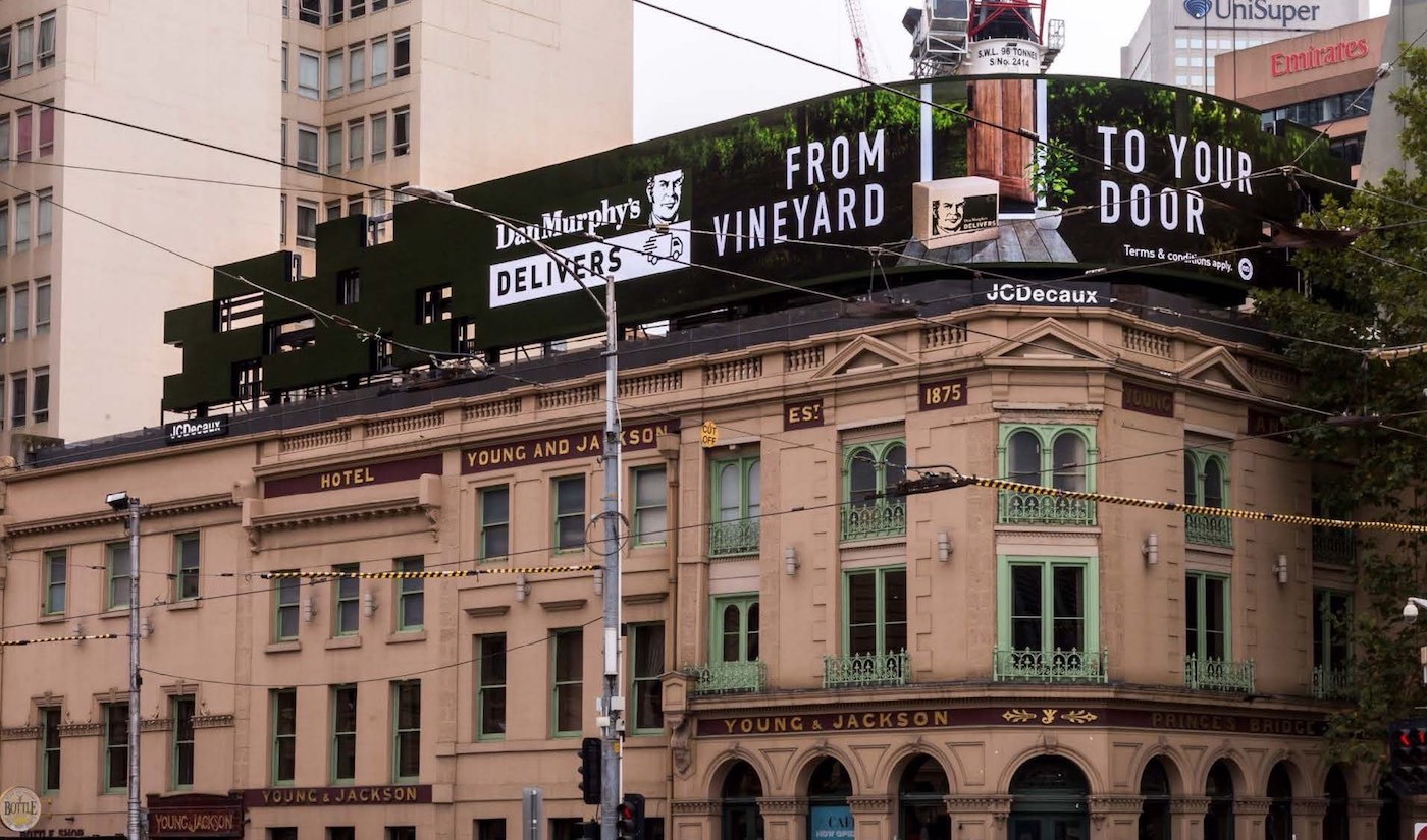 Dan Murphy's launches raft of new campaign work and intiatives via Thinkerbell, Melbourne