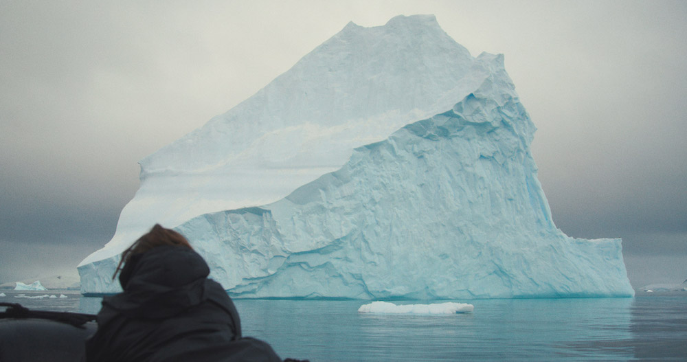 Oppo goes to Antarctica with National Geographic and cinematographer/director Dave May