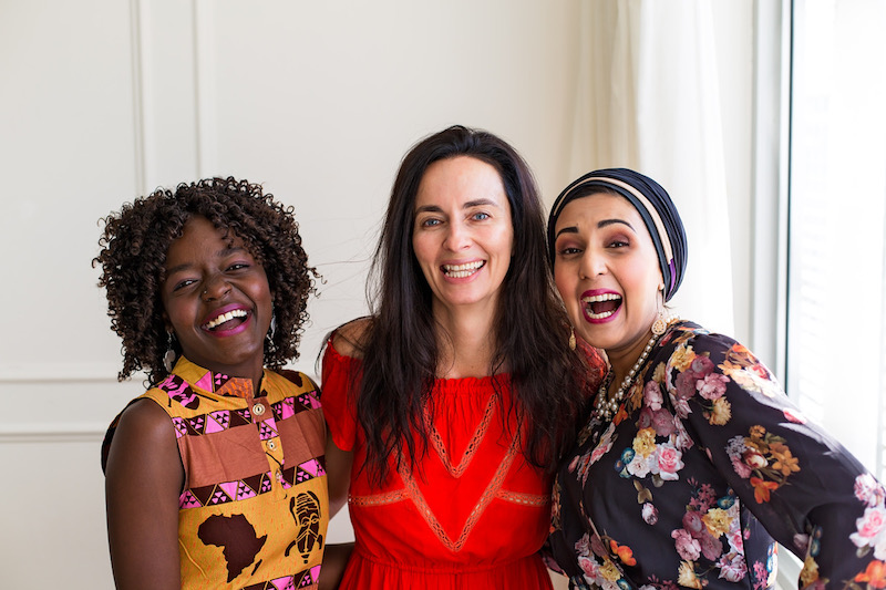 Back Her Brilliance: Global Sisters calls on the creative industry to support Australian women to achieve financial independence