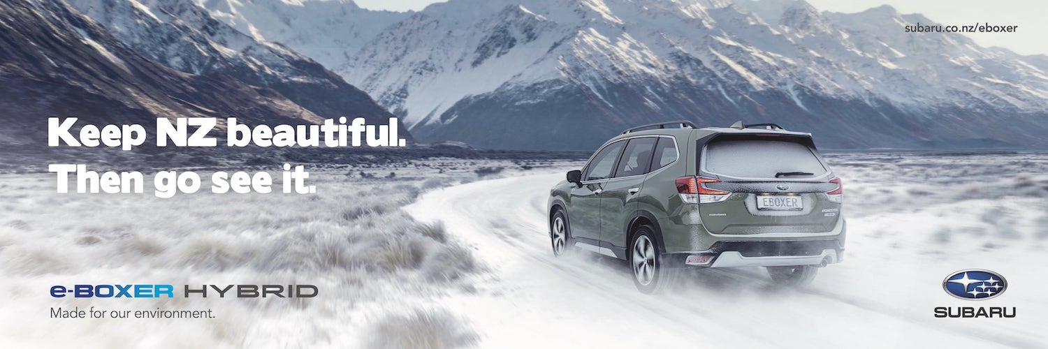 Holy mung beans! Is that a hybrid? BC&F Dentsu launches new work for Subaru's e-Boxer Hybrids