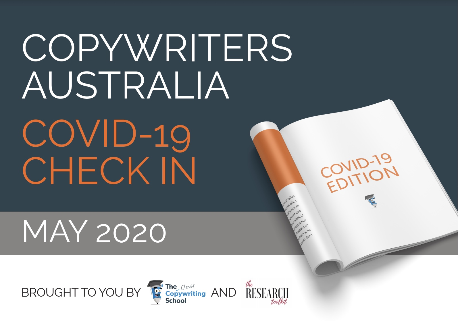 Feeling the impact but adapting to survive: Taking the pulse of copywriters during COVID-19