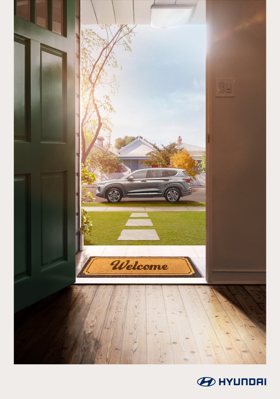 After weeks of taking the same routes around our homes Hyundai welcomes Aussies back outside in a new campaign via Innocean Australia