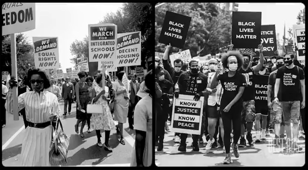 Best Ad of the Day: Black Lives Matter 'Join The Movement, Not The Moment' by 72andSunny