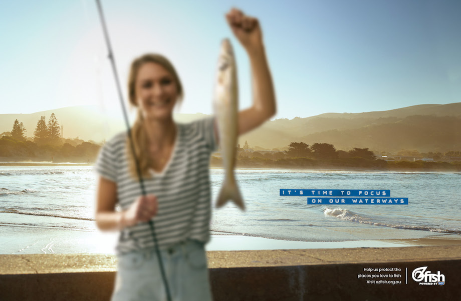 OzFish Unlimited shifts the focus on fishing in newly launched campaign VMLY&R Melbourne