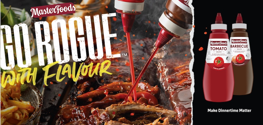 MasterFoods encourages Aussies to go rogue in new campaign via Clemenger BBDO Sydney