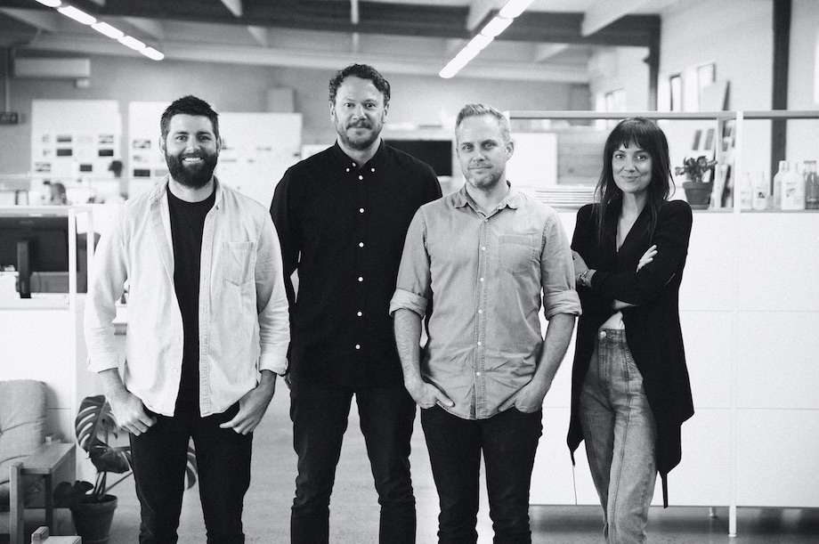 Special Group appoints Aussie expat creative duo Lisa Fedyszyn and Jonathan McMahon as ECDs