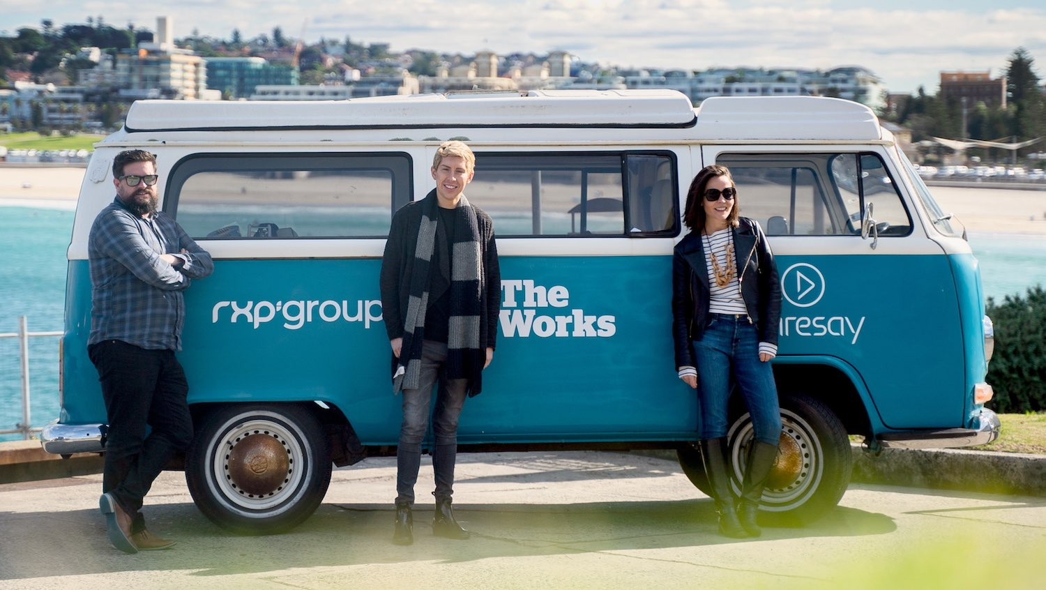 The Works + Daresay launch Van Jams to support small business hit by COVID-19 and bush fires