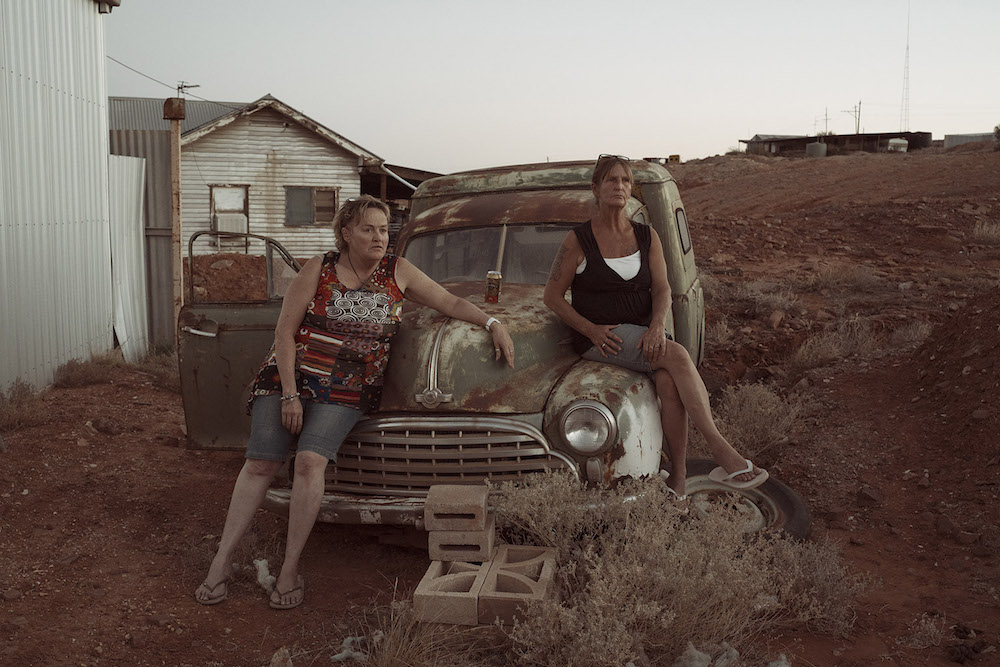 Award-winning Australian short documentary 'Rear View Mirror' set in Andamooka launches