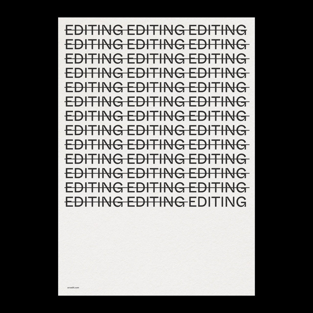 ARC EDIT launches re-brand to highlight edit+post offering