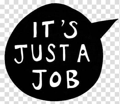 Jeremy Southern: It's Just a Job